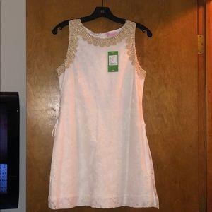 Lilly Pulitzer Resort White Donna Romper Size 6